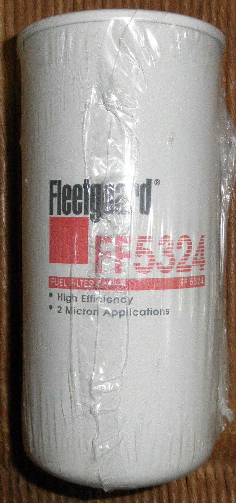 hight resolution of fleetguard ff5324 diesel fuel filter cat engines wix 33626 1r0751 1r 0751 dp equipment llc