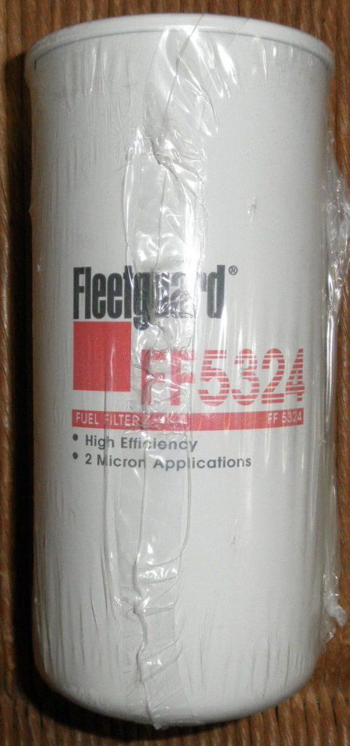 small resolution of fleetguard ff5324 diesel fuel filter cat engines wix 33626 1r0751 1r 0751 dp equipment llc
