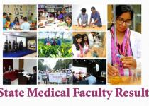 State Medical Faculty Result
