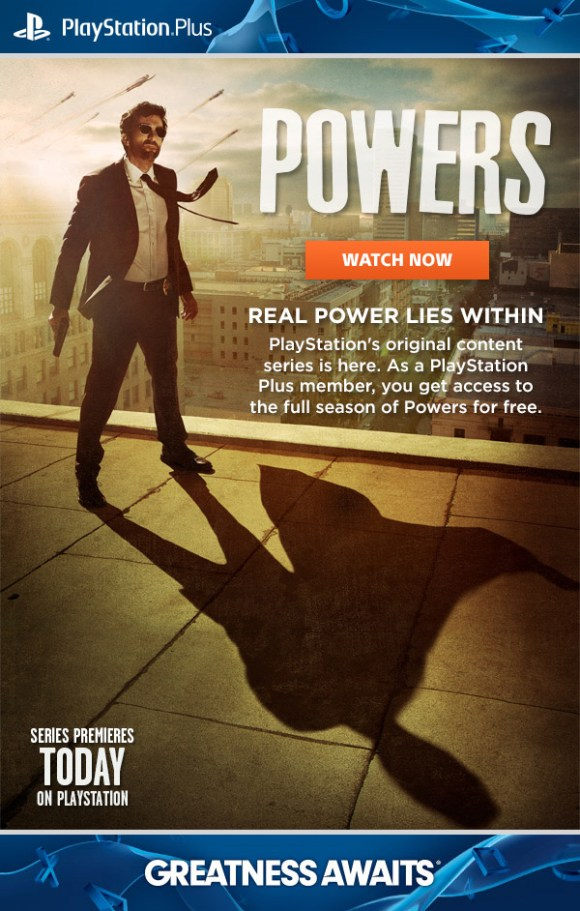 Click to watch Powers