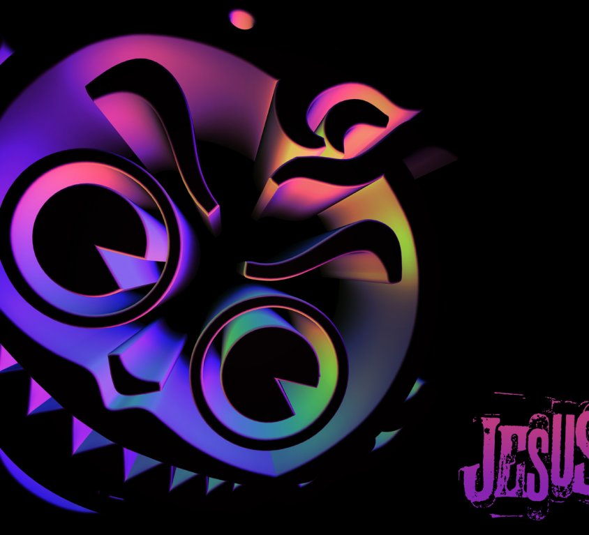 Jesus Jones World Tour Visuals