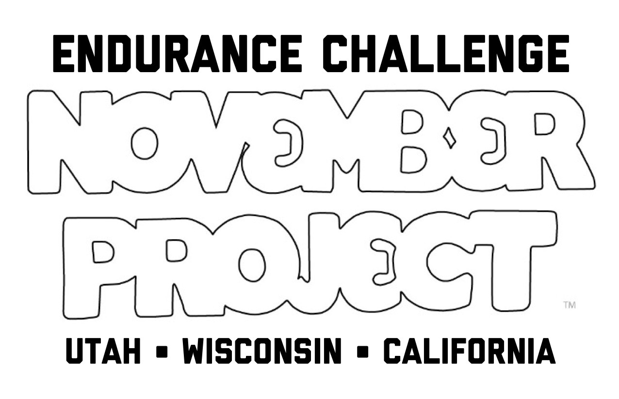 The North Face Endurance Challenge Races November