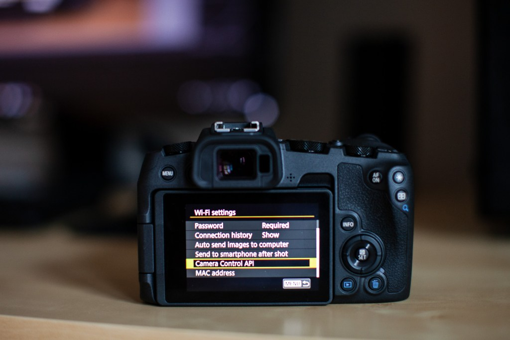 How To: Canon Camera Control API (CCAPI) - {DPHacks}