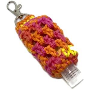 hand sanitizer clip
