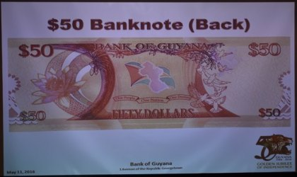 $50 bank note