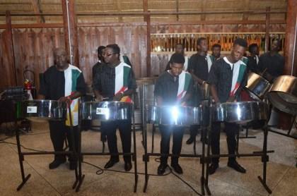 Parkside Steel Orchestra