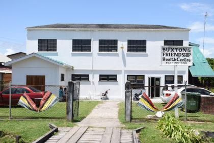 The Buxton Health centre