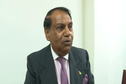 Dr. Shamir Ally, Ambassador to Switzerland