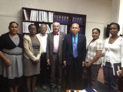 Public Health Ministry, FIGO collaboration to strengthen cervical