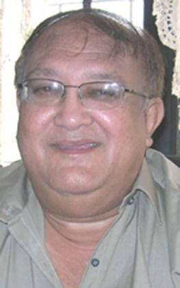 Dr. Carl Max Hanoman, Chairman, Georgetown Public Hospital Corporation Board