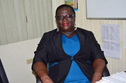 General Manager, New Guyana Marketing Corporation, Ida Sealey-Adams