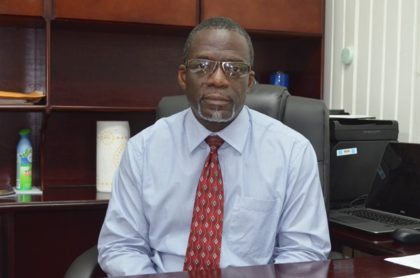 Acting Chief Executive Officer (Ag. CEO), GPL, Renford Homer