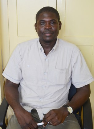 Senior Projects Engineer, Ministry of Public Infrastructure, Kester Hinds