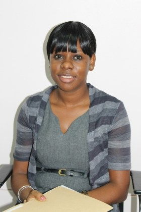 Dr. Latoya Gooding – Medical Officer, Oncology Department, Georgetown Public Hospital Corporation