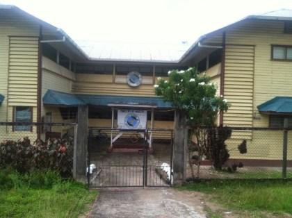 Charles Roza School of Nursing, Linden