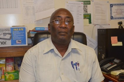 Administrator of CPGs Dennis Pompey