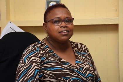 Innovative and Communication Technology (ICT) Coordinator in the Ministry of Education, Marcia Thomas