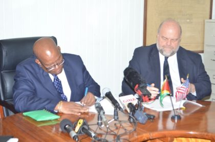 Guyana and US sign FATCA agreement – Department of Public