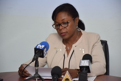 Dr. Karen Boyle, Deputy Chief Medical Officer, Ministry of Public Health