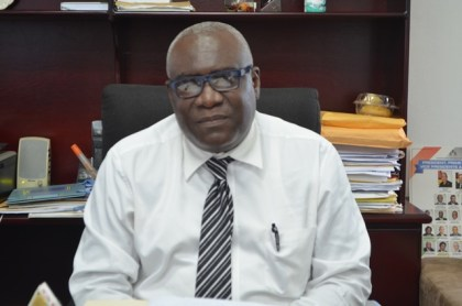 Acting Chief Education Officer, Marcel Hutson