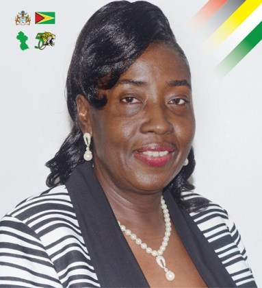 Minister within the Ministry of Communities, Valerie Adams-Patterson