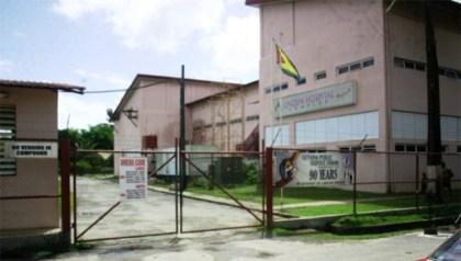 The Linden Hospital Complex, Region Ten