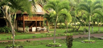 The Rockview Lodge nestled between the Amerindian villages of Annai and Rupertee where the Pakaraima foothills meet the tropical rainforest