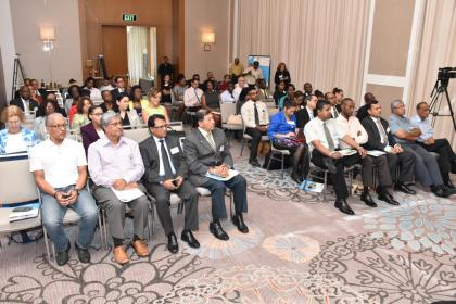 Stakeholders at the GI Conference