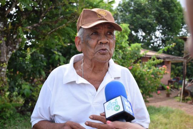 Augustine Solomon, sports stalwart in Mabaruma