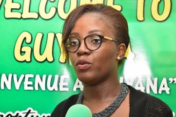 Guyana Honorary Consul to French Guiana, Travise Tracey-Lecante