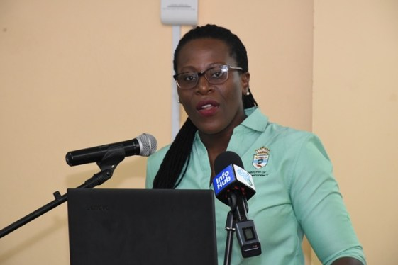 Ndibi Schwiers, Director- Department of the Environment