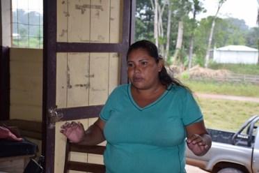 Lucy Marslow - Toshao, Fairview Village