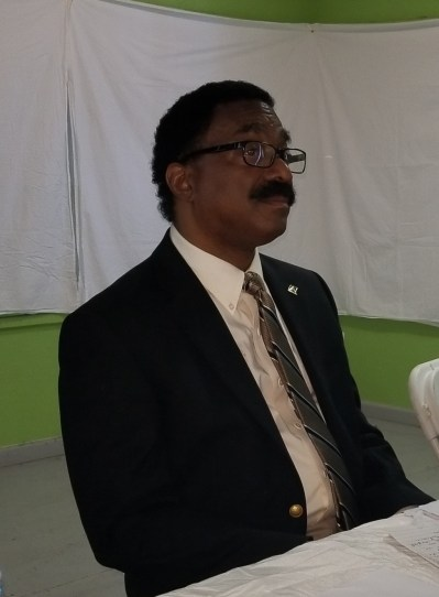 Minister of Legal Affairs and Attorney General (AG) Basil Williams, SC