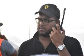President of the GMR&SC, Rameez Mohamed