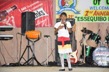 Some performances from the opening ceremony of the Essequibo Agro and Trade Expo