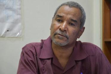 Regional Health Officer (RHO) Dr. Edward Sagala