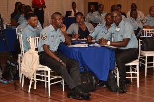 Some participants of the two-day sensitisation