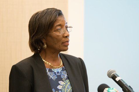 Sandra Hooper, Chairperson, National Commission of the Family