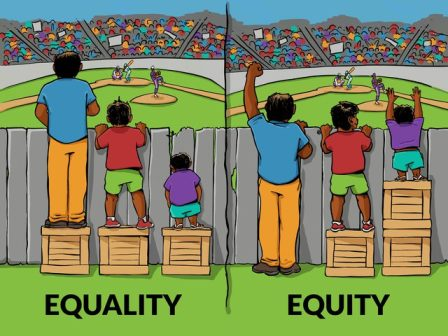 equality equity image