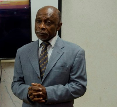 Minister of Foreign Affairs, Carl Greenidge.