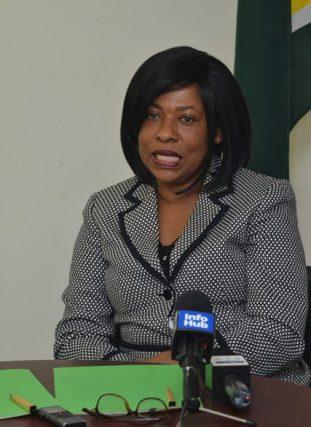 Dr. Barbara Reynolds, Deputy Vice Chancellor- Planning and International Engagement, UG.
