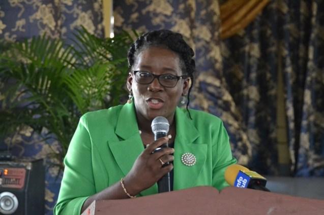 Deputy Regional Education Officer (DREdO), Deon Lewis.