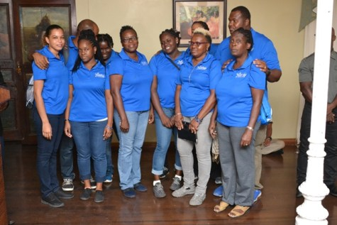Starkey Foundation Volunteers.