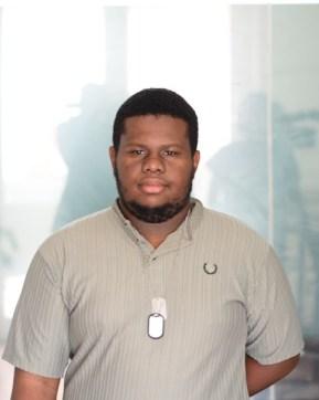 Civil Engineering Student at UG, Johanan Dolphin.