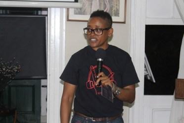Romona Lucas Founder of the festival.