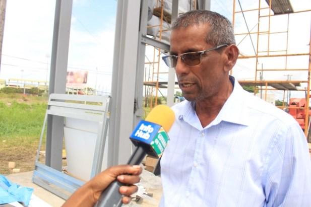 RM Engineering Director, Rasheed Mohamed.