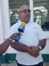 Regional Executive Officer, Denis Jaikaran