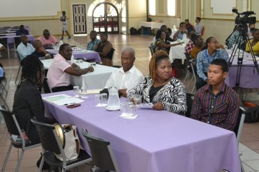 A section of those who participated in the Co-operators' Forum.