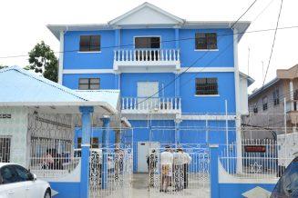 Guyana Gold Board's new location in Crown Street