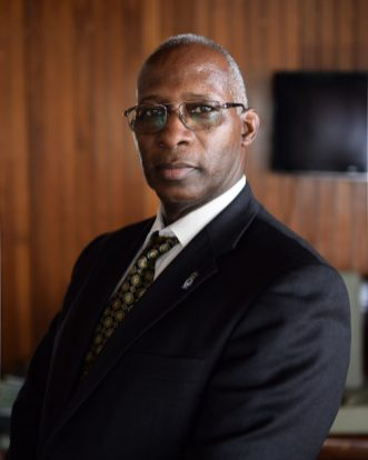 Chairman of the GNBA, Leslie Sobers
